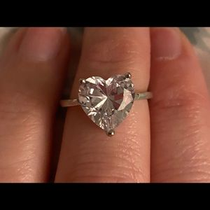 Bella Luce Heart Shaped Ring